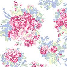オリジナル花柄♪花嫁のブーケ